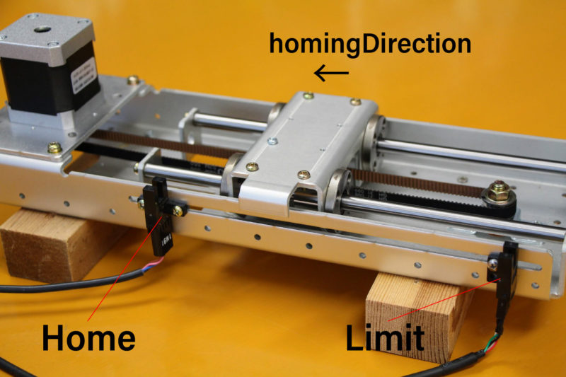 Homing Direction